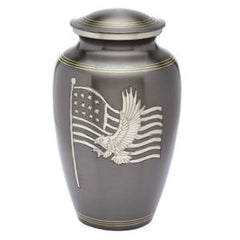 American Honor and Glory Military Cremation Urn, Military Urn - Divinity Urns