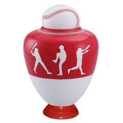 Washington Nationals Baseball Sports Urn, Sports Urn - Divinity Urns.