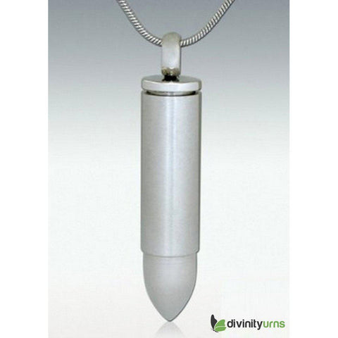 Bullet Premium Cremation Keepsake Jewelry, [product_type] - Divinity Urns