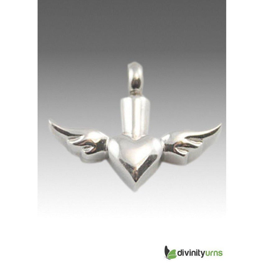 Cremation Stainless Steel Keepsake Pendant-Divinity Urns