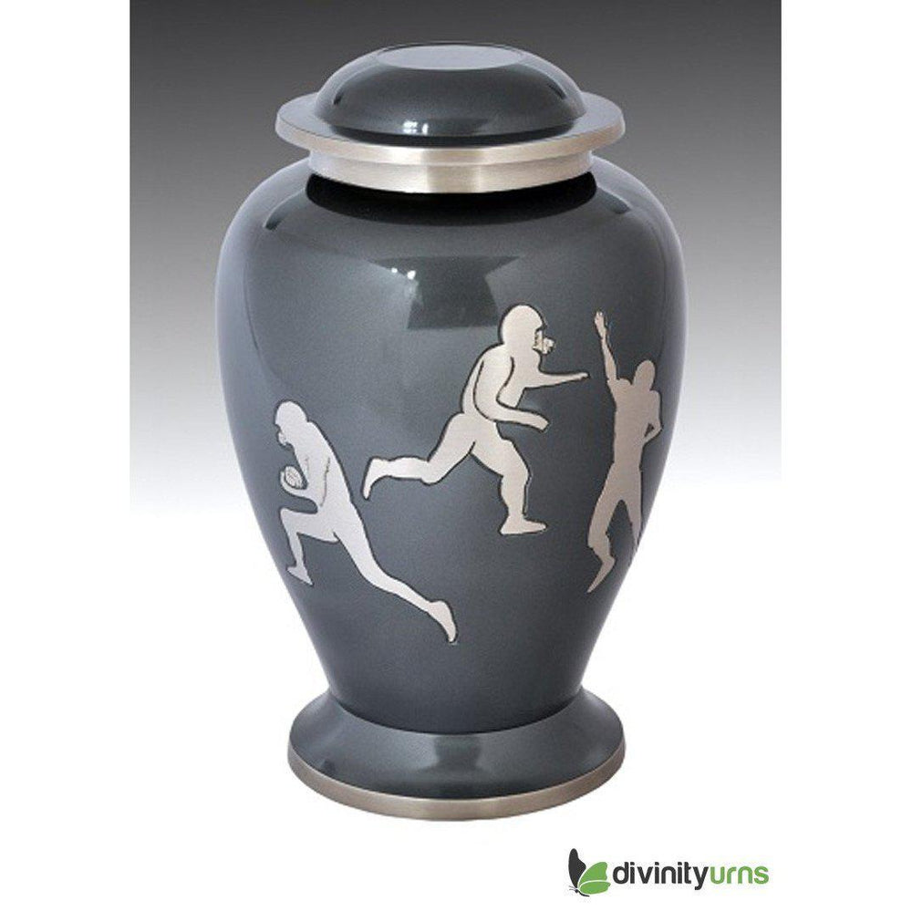 Rugby Sports Urn For Ashes