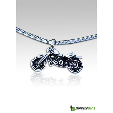 Motor Bike Pendant, [product_type] - Divinity Urns
