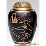 My Cat Pet Cremation Urn - Small-Metal-Divinity Urns-Divinity Urns