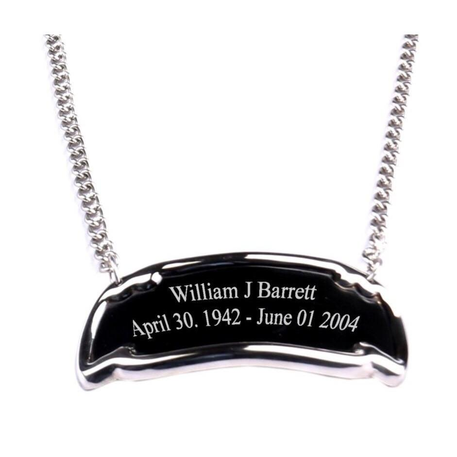 Name Tags with Custom Engraving for Urns - 3 Options, Accessories - Divinity Urns.