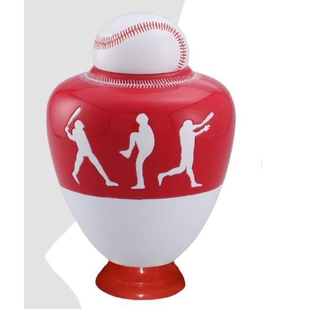 New York Yankees Baseball Sports Urn, Sports Urn - Divinity Urns