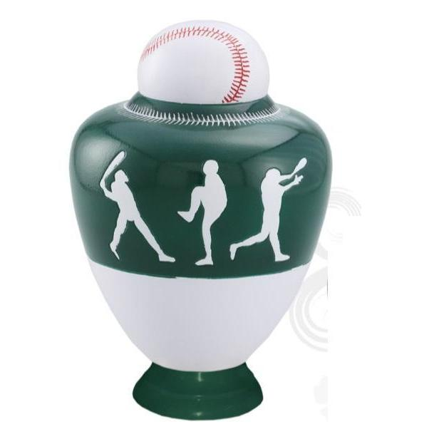 Oakland A's Baseball Sports Urn-Sports Urn-Divinity Urns