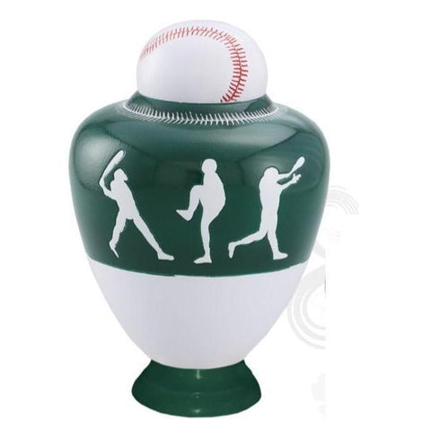 Oakland A‰۪s Baseball Sports Urn, Sports Urn - Divinity Urns