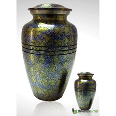 Oceana Alloy Cremation Urn, Alloy Urns - Divinity Urns