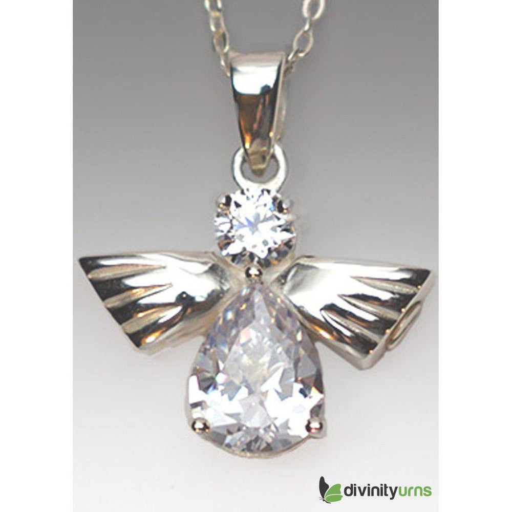 Silver Angel OF High Jewelry