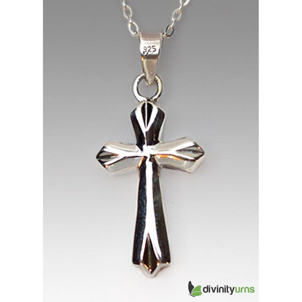 Silver Elegant Cross Jewelry