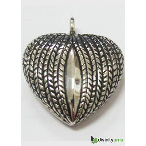 Silver My Heart Jewelry, [product_type] - Divinity Urns