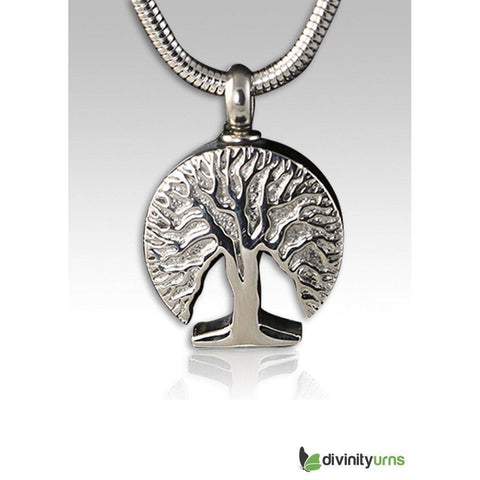 Soulful Tree Cremation Pendant,  - Divinity Urns