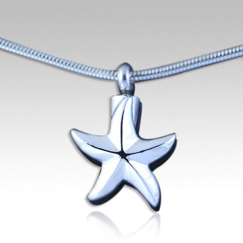 Star Fish Pendant, [product_type] - Divinity Urns