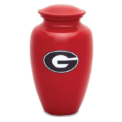 University Of Georgia Classic Sports Cremation Urn, Sports Urn - Divinity Urns