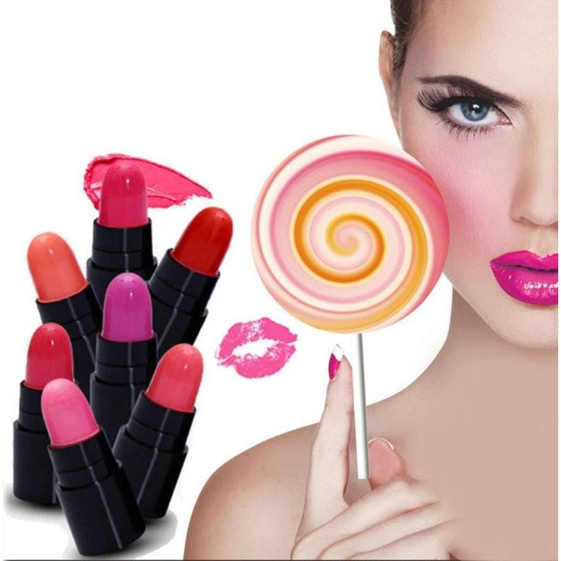 Candy Mini Lipstick Bright - 12 Piece Set