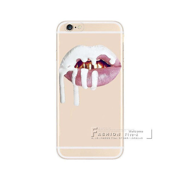 Lipstick Case Cover For Apple IPhone 5 5s SE 6 6s 7 Plus