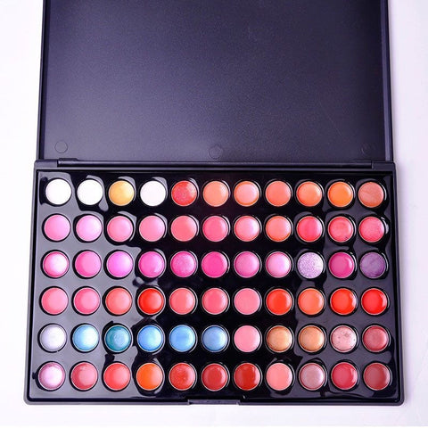 NEW 66 Colors Lipstick Palette