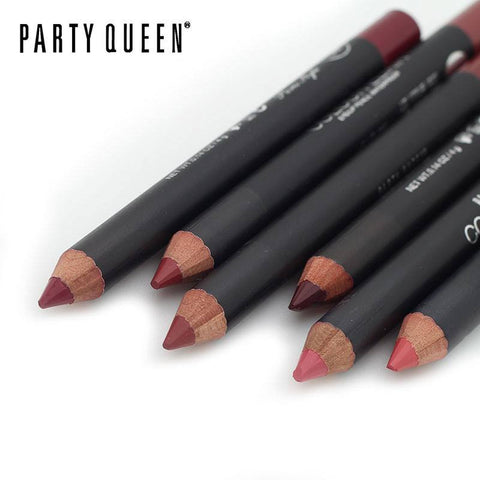 Party Queen Lip Liner And Eyebrow Pencil