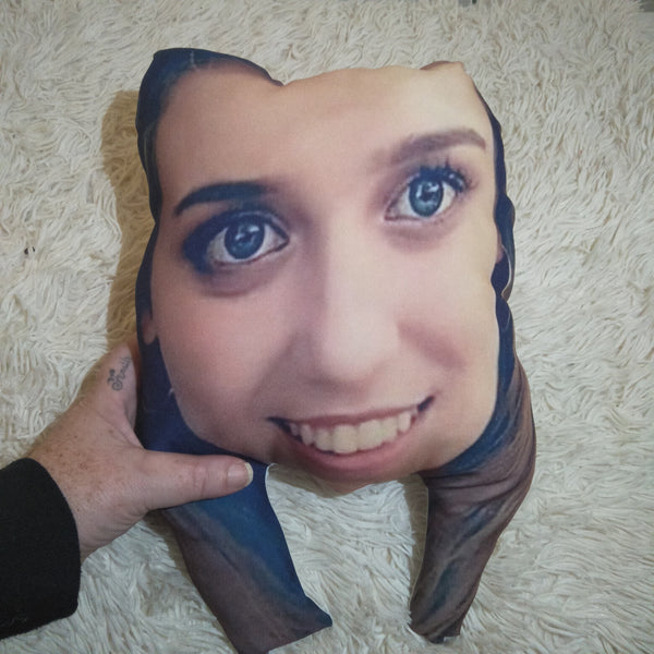 My face cushion