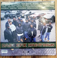 DAS EFX LP NEW NEVER OPENED