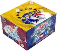 BASE SET BOOSTER BOX ( REVISED UNLIMITED EDITION)