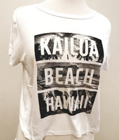 SHORT SLEEVE T-SHIRT / KAILUA BEACH THIS