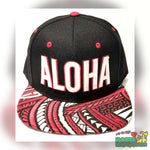 Aloha Hat, Aloha Snapback, Aloha Caps, Tribal Bill Hawaii Hats, Rasta Headquarters