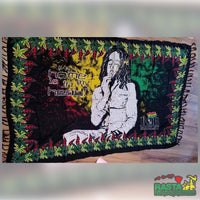 Bob Marley, Home In My Head Sarong Wrap | RastaHeadquarters
