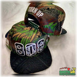 Boss_Up_Tribal_Hat Snapbacks 808 Area Code Turn Up
