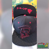 King Snapbacks, King Embroidered Hats, King Caps, Rasta Headquarters