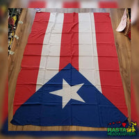 Puerto Rico Flag Sarong for the Beach