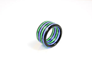 Joker Aurora Carbon Fiber Ring