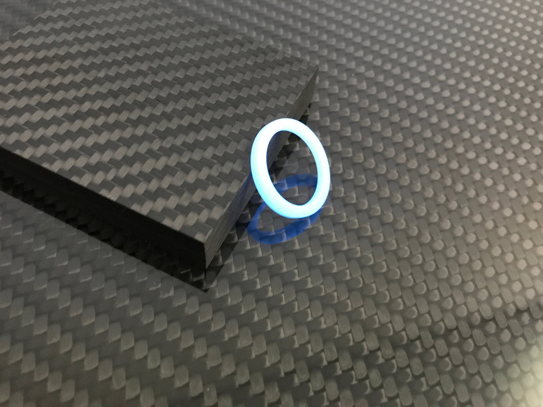 Cobalt Mini Lume Ring