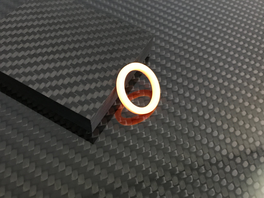 Coral Mini Lume Ring