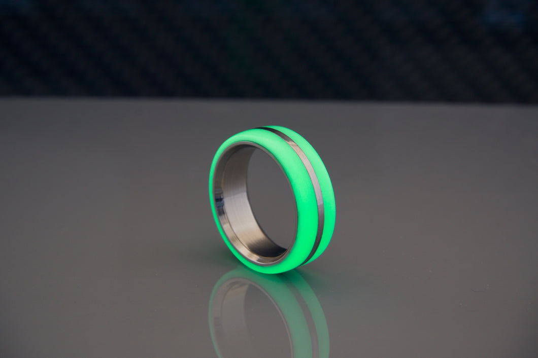 Green Titanium Oracle