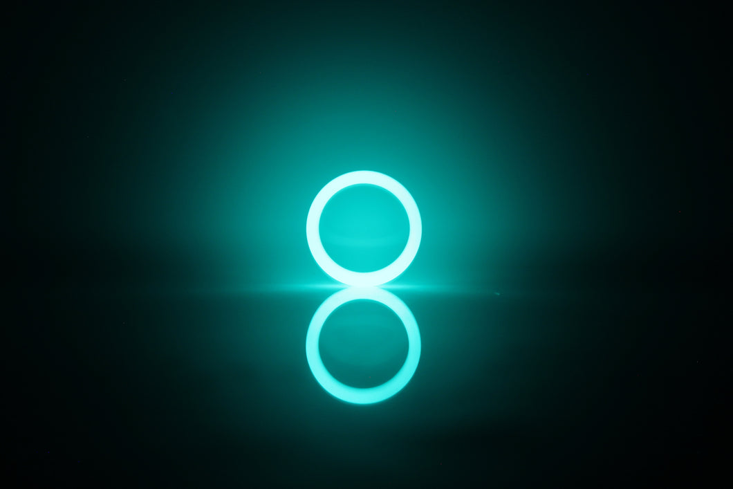 Teal Super Lume Ring