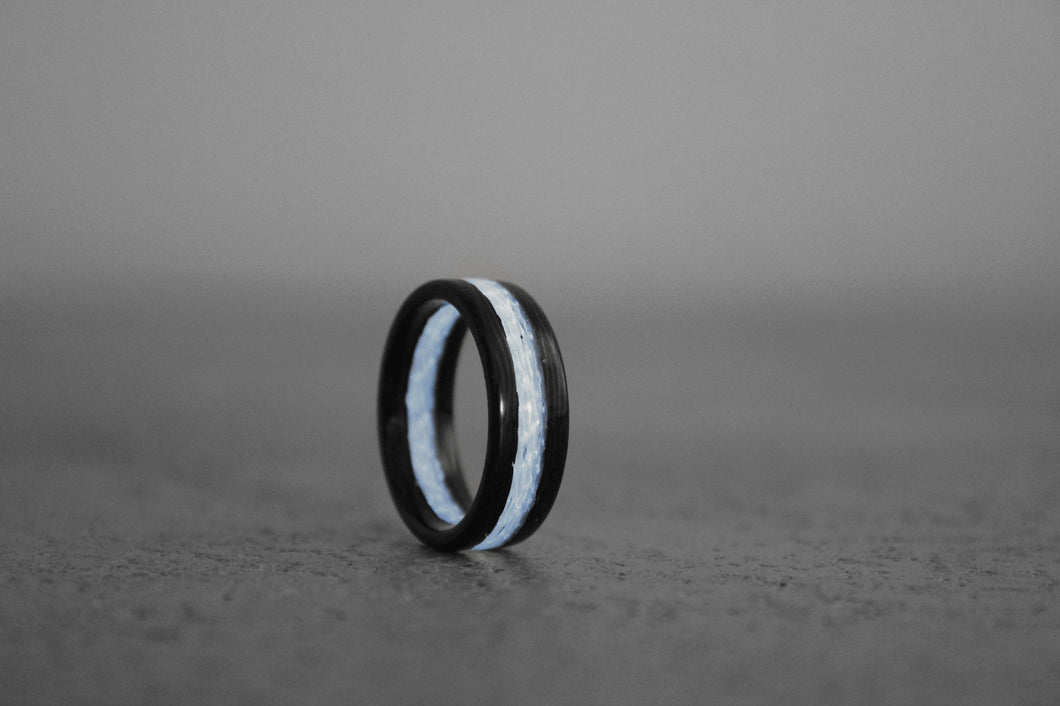 Ice Apollo Carbon Fiber Ring