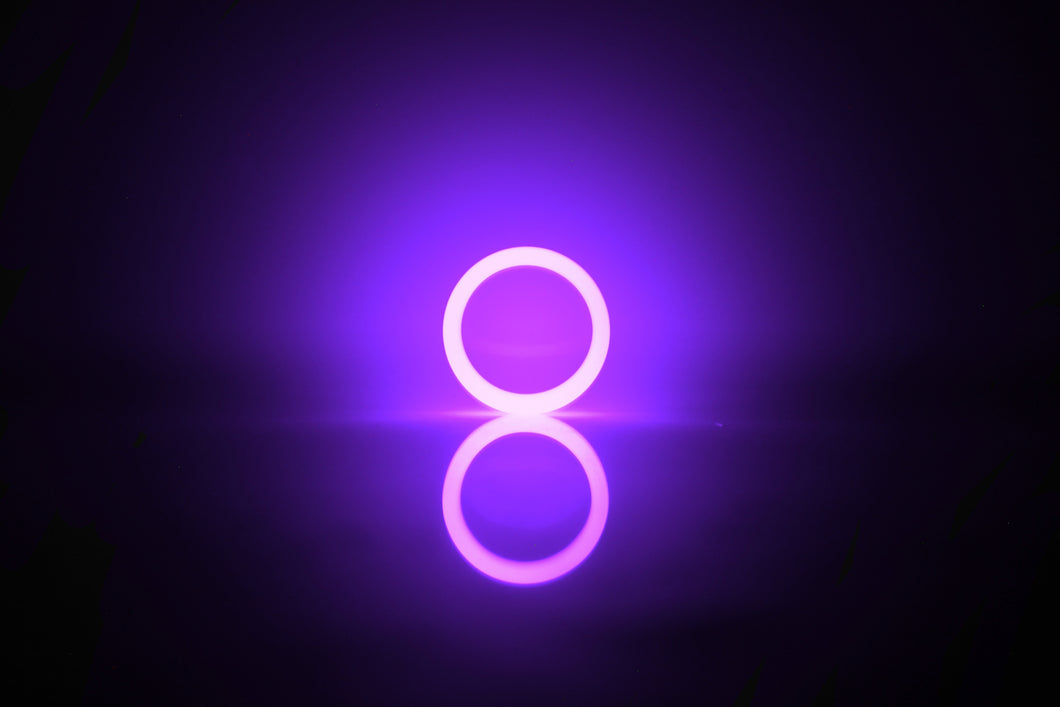 Lavender Super Lume Ring