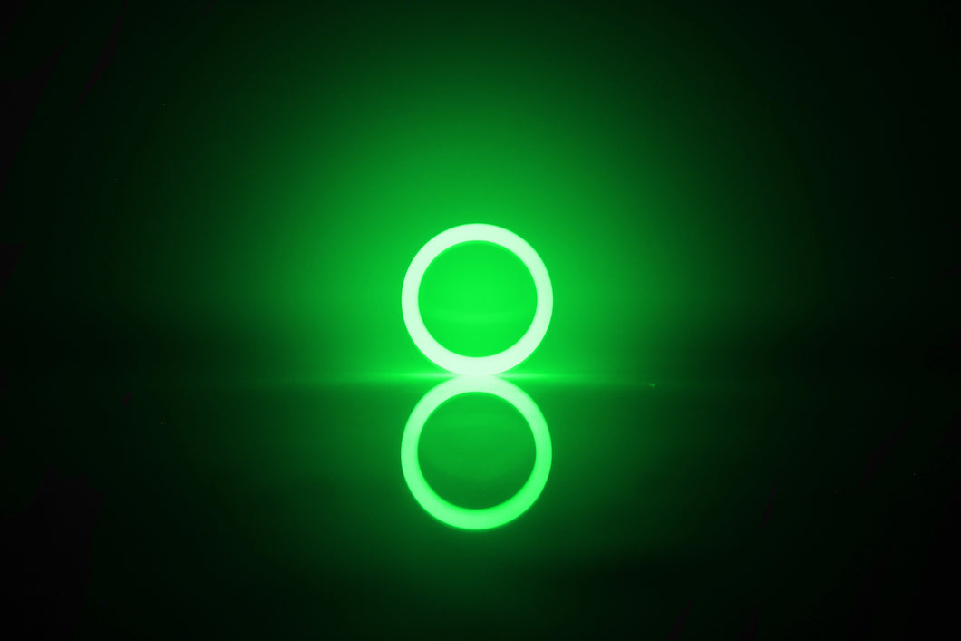 Emerald Super Lume Ring