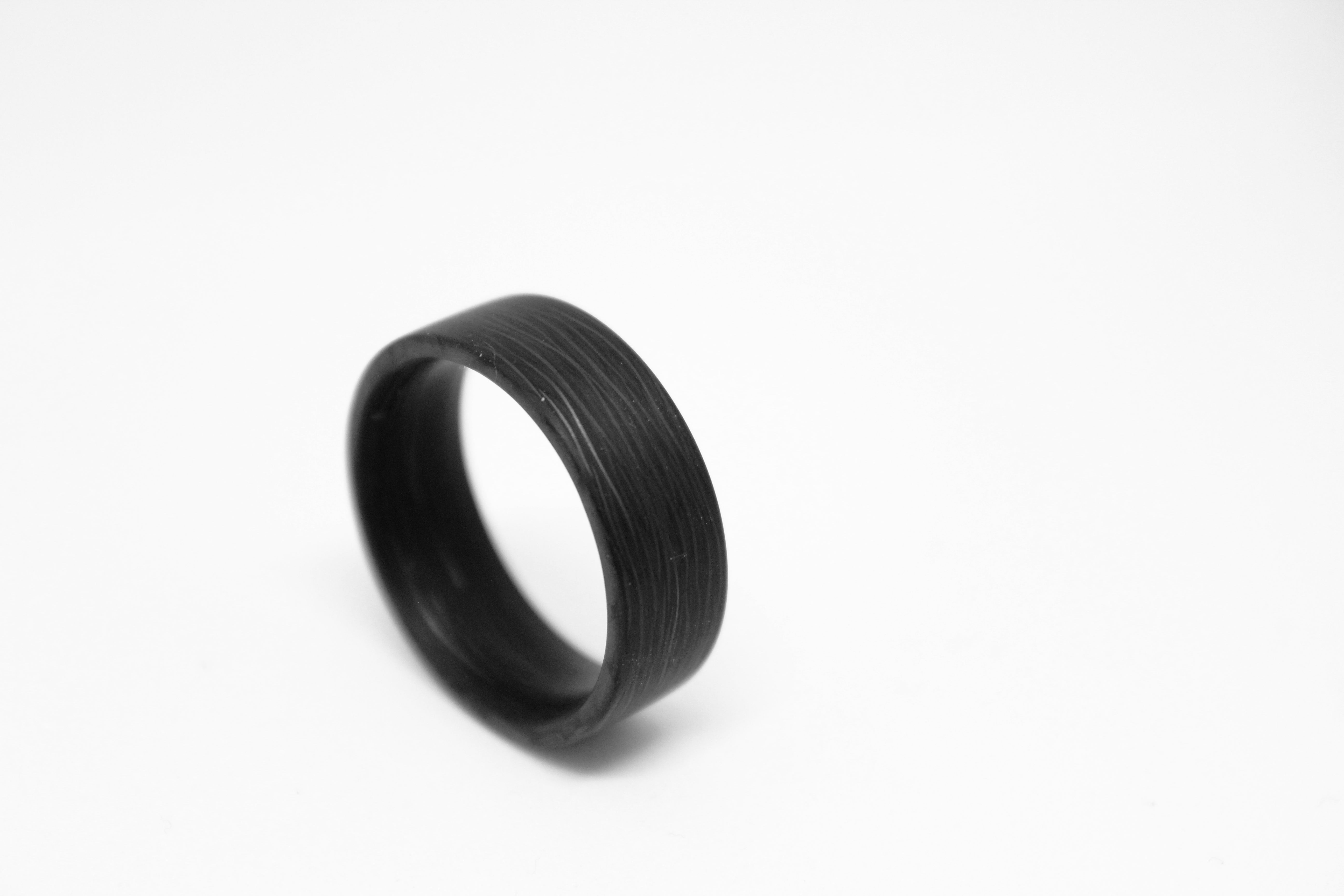 Size 15 Space X Carbon Fiber Ring