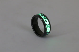 Size 7 Cosmic Dust Ring