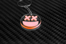 Cross Out The Eyes Keychain