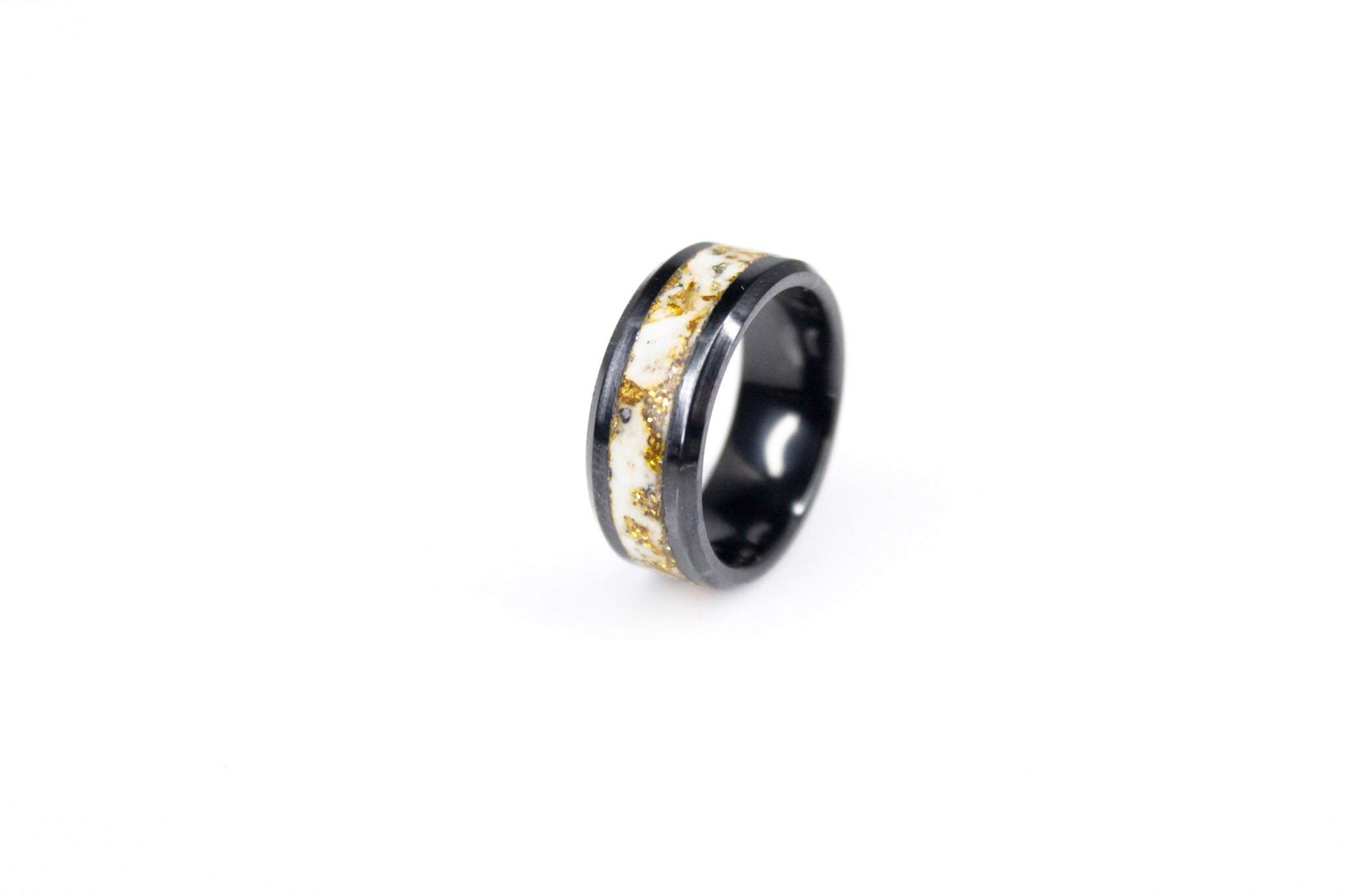 Size 12.5 The Pearl Inlay Ring