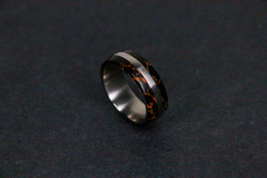 Size 12.5 Welded Kylo Inspired Ring