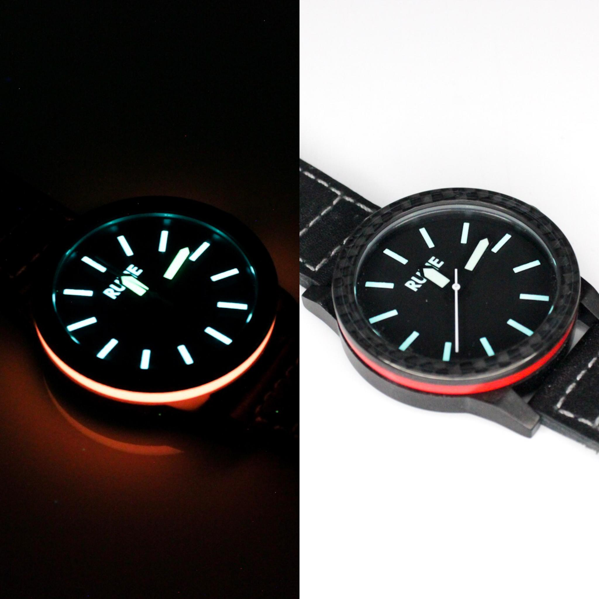 Quartz Apollo Watch