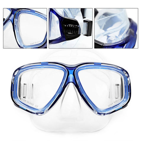 Anti-fog Diving Mask Goggles