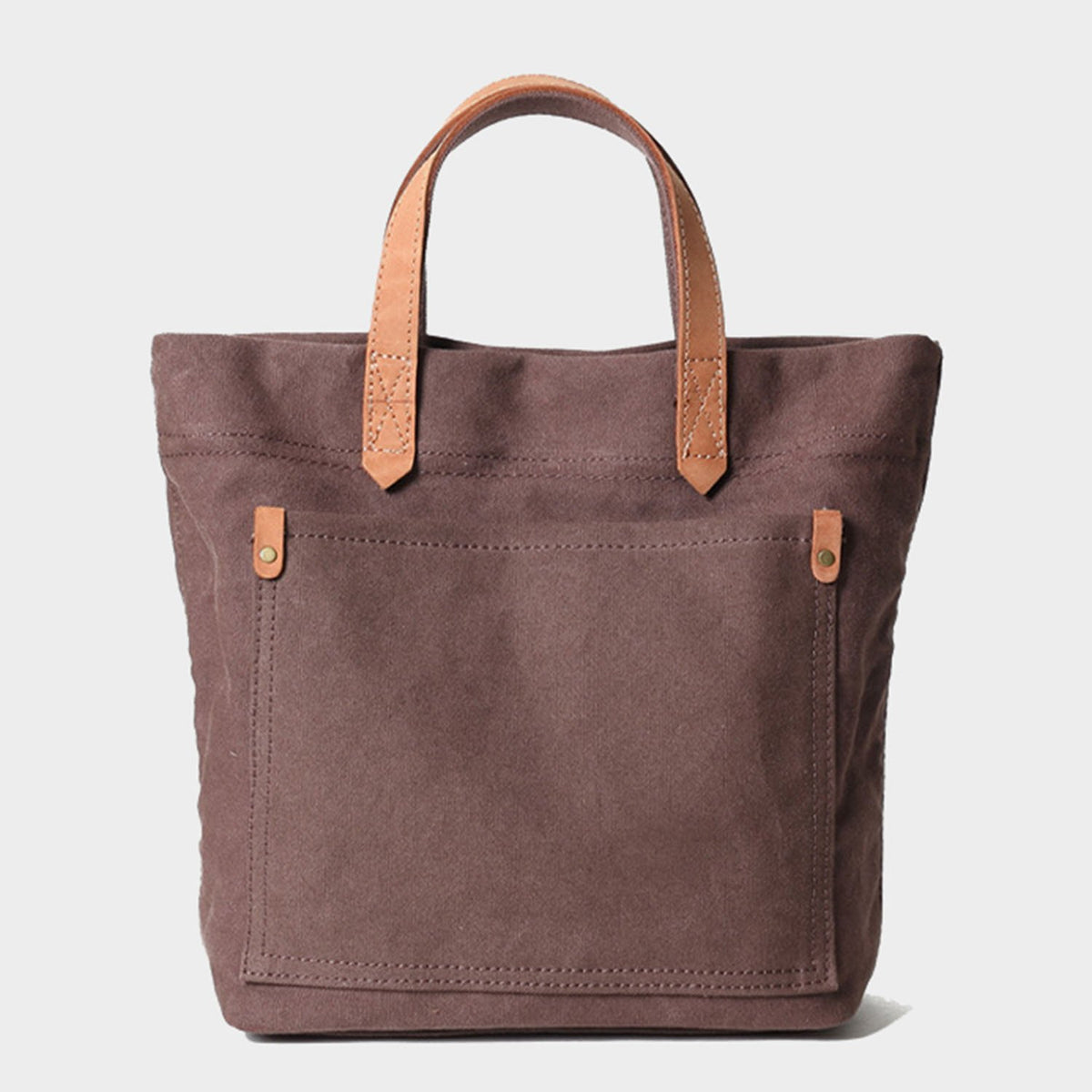 Canvas Tote Bag (S) - worthtryit.com