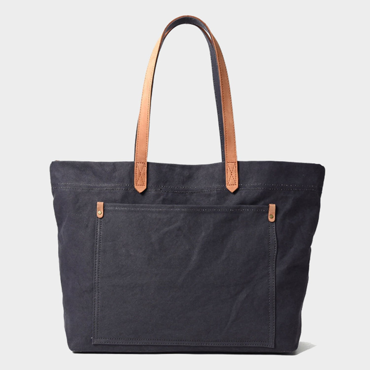 Canvas Tote Shopping Bag (L) - worthtryit.com