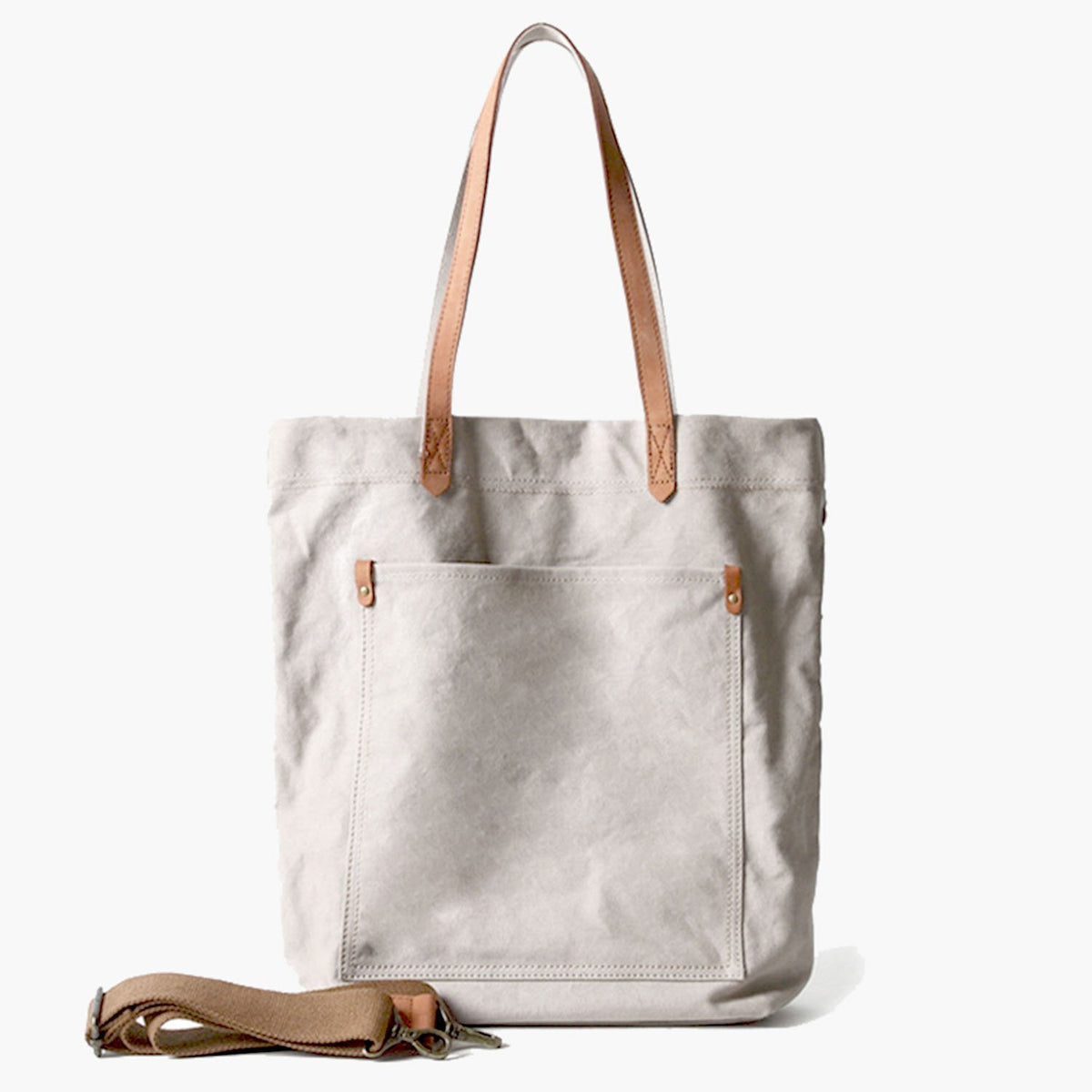 Canvas Transport Tote Bag (L) - worthtryit.com