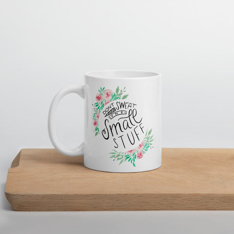 Coffee Mug, Ceramic Coffee Mug, Women's Coffee Mug